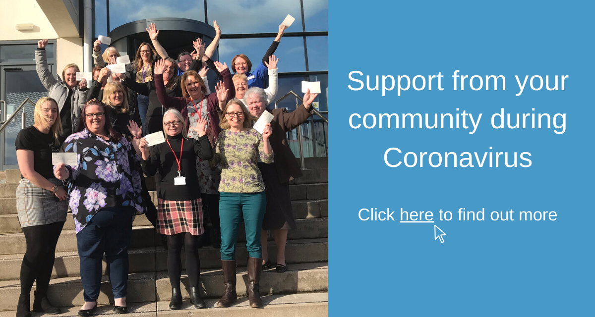Help for your community during Coronavirus
