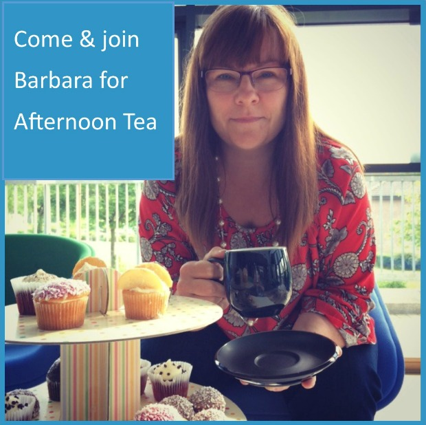 Join Barbara for Afternoon Tea