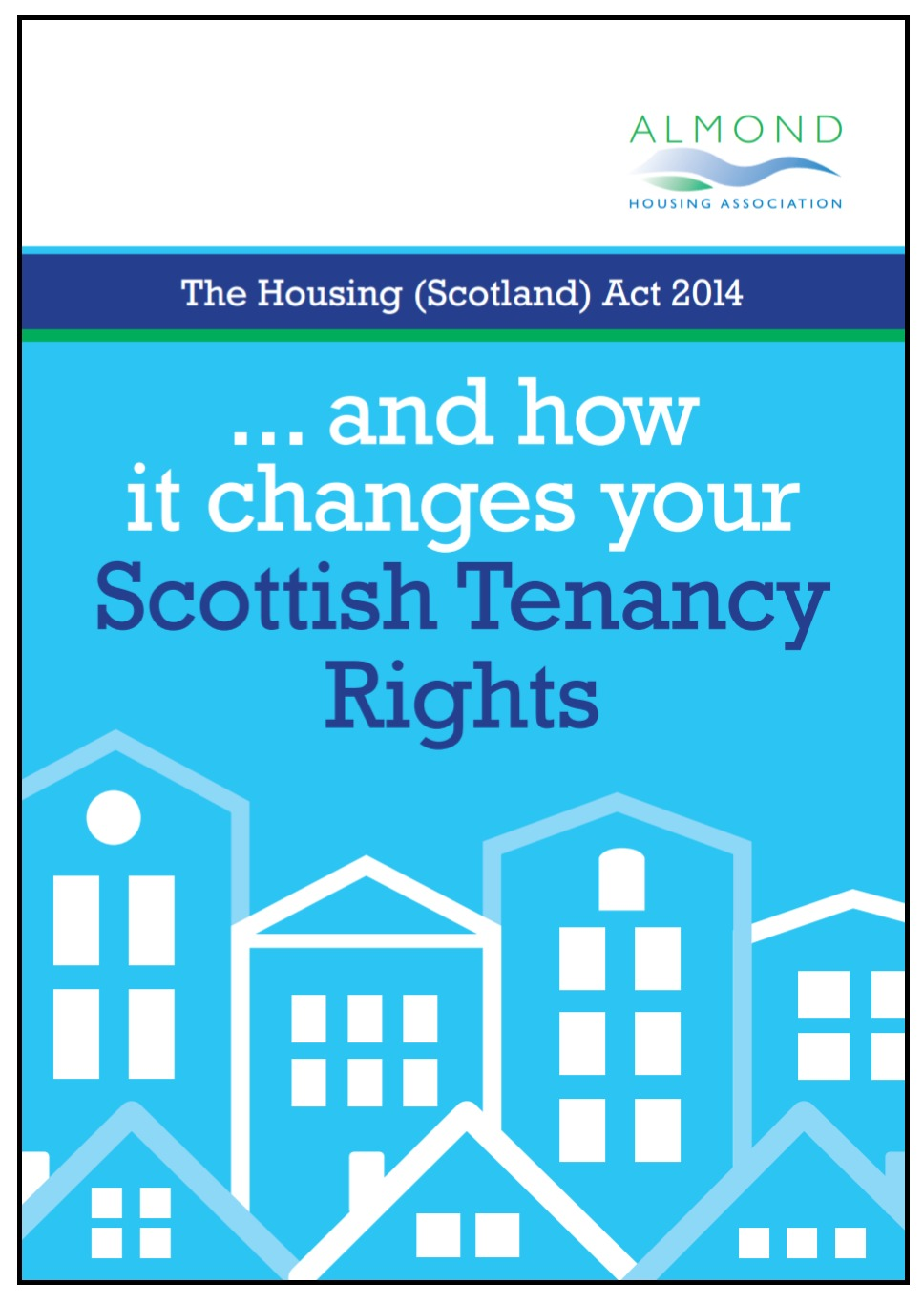 Housing (Scotland) Act 2014 leaflet cover