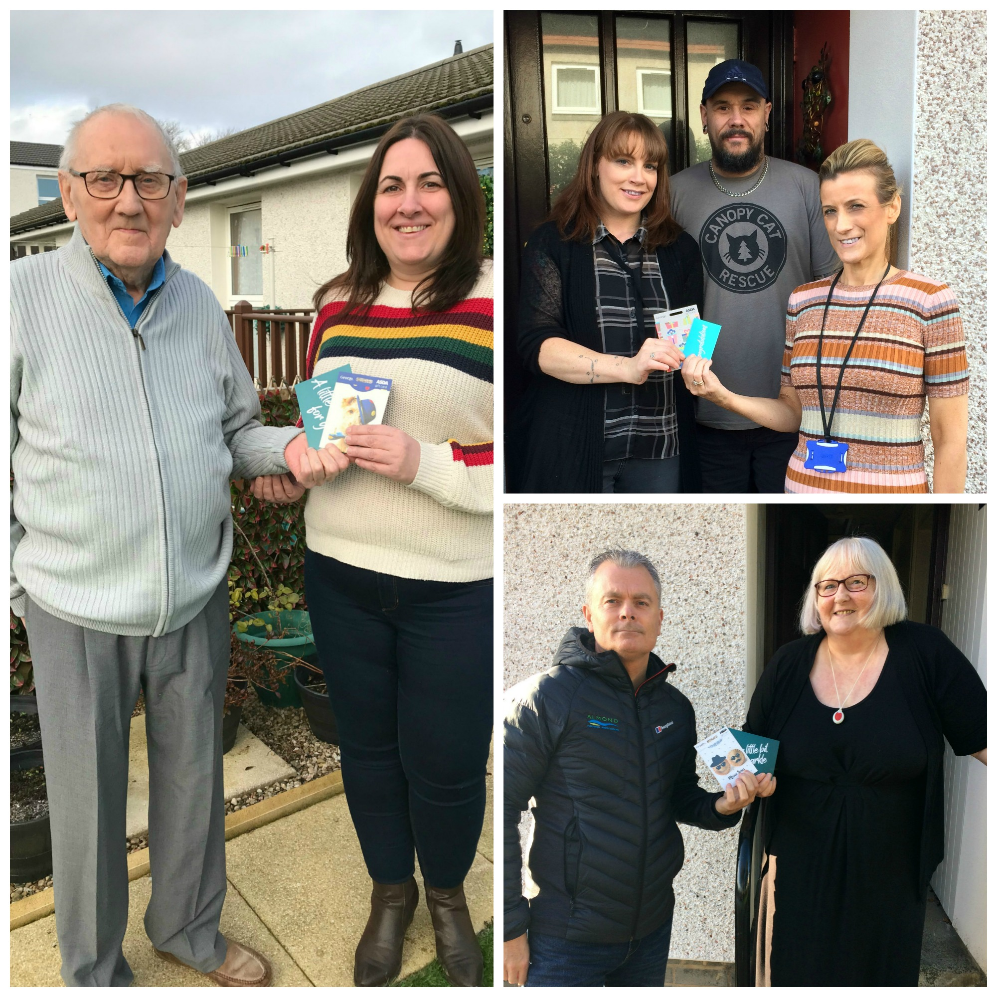 Tenant Draw winners