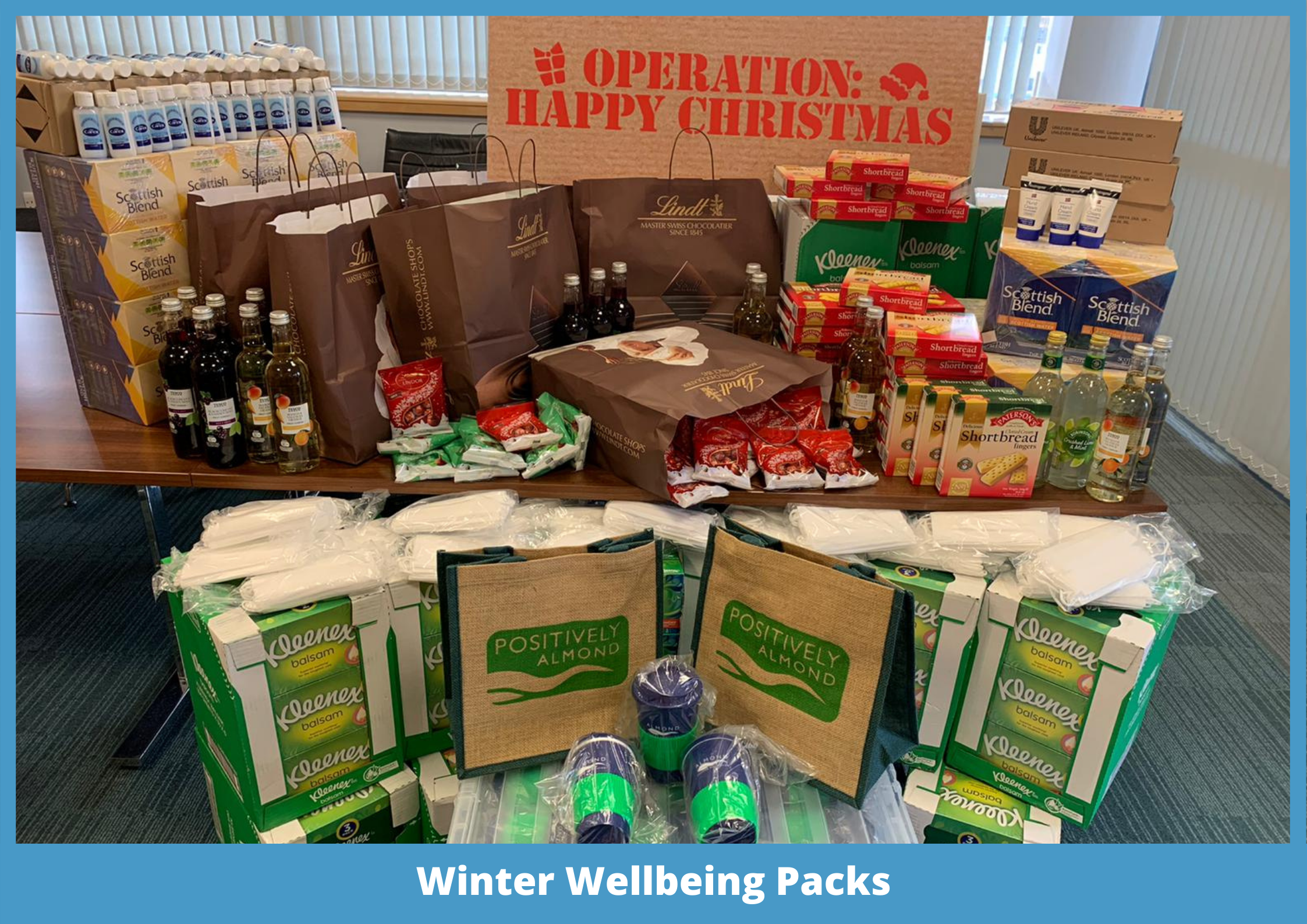 Winter Wellbeing Packs